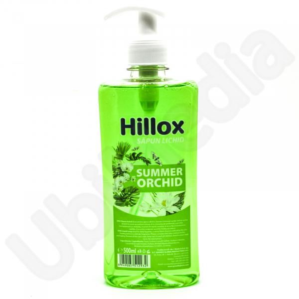 Sapun-lichid-Hillox-,Orhidee,-500ml [0]