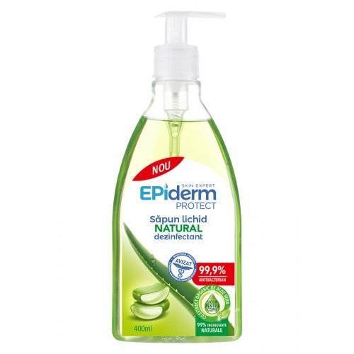 EPIderm Protect - Sapun lichid dezinfectant cu extract organic de Aloe Vera 500ML [0]