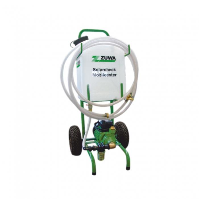 STATIE MOBILA DE POMPARE ZUWA P80 - Pompa destinata incarcarii instalatiilor termice, CHEMSTAL, cod: 134053 [0]