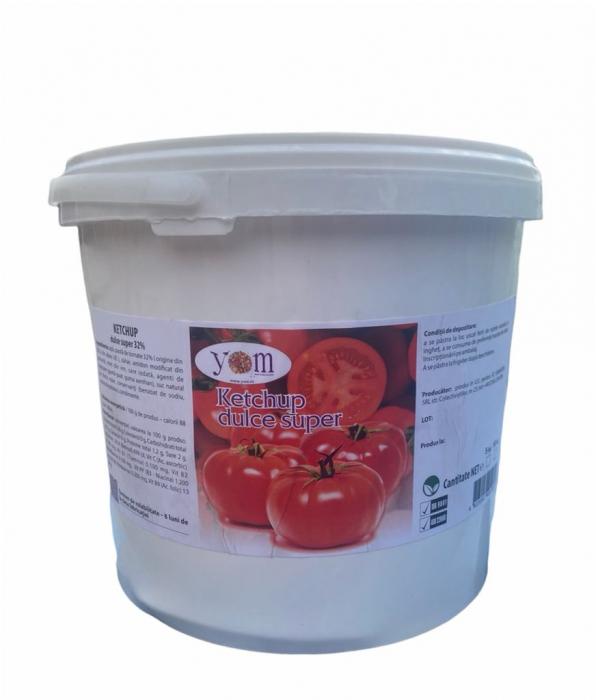 Ketchup-Dulce-Super-5kg-32% [0]