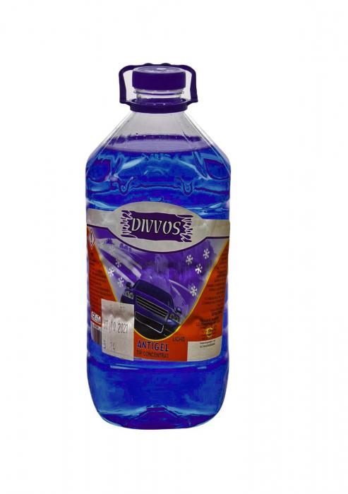 Antigel concentrat -30°C G11(albastru)  PET 5L [0]