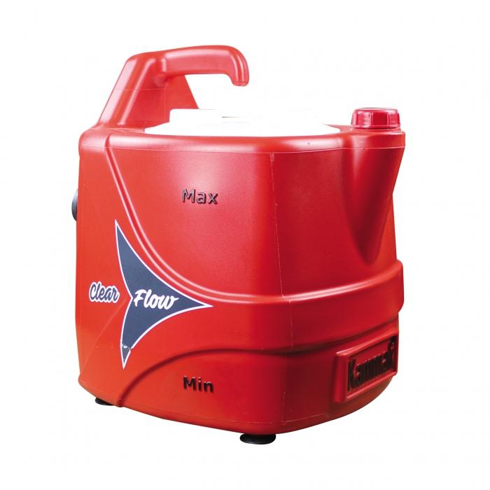 YAK-01 DUAL - Pompa destinata curatarii chimice si incarcarii instalatiilor termice, CHEMSTAL, cod:YAK-01 [0]