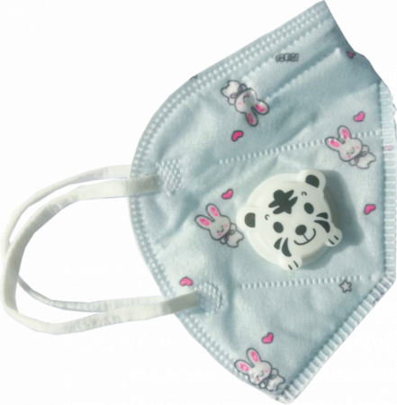 Masca protectie copii KN95 FFP2 [0]