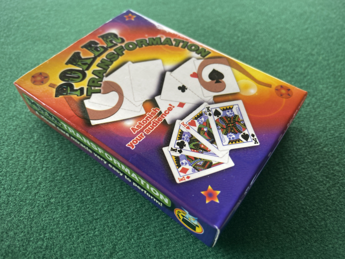 Pachet special - Poker Transformation 2