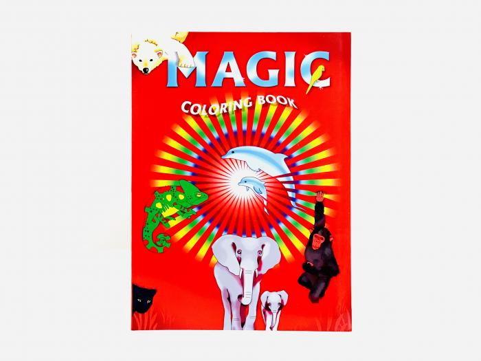 Carte Magica de Colorat 0