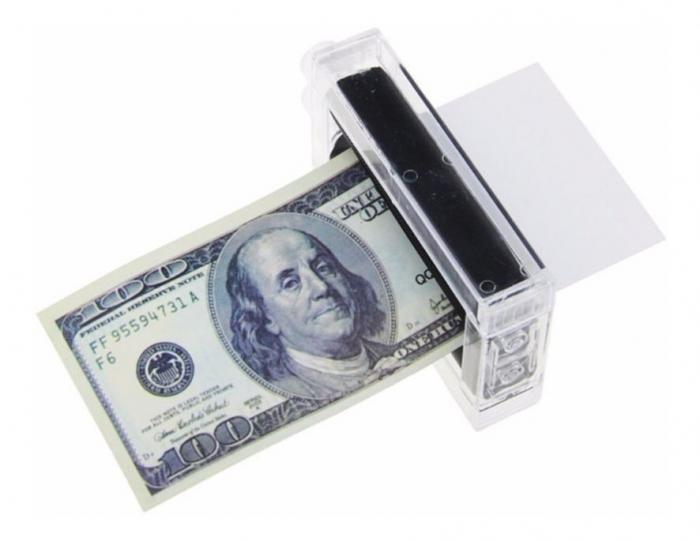 Imprimanta de Bani 1
