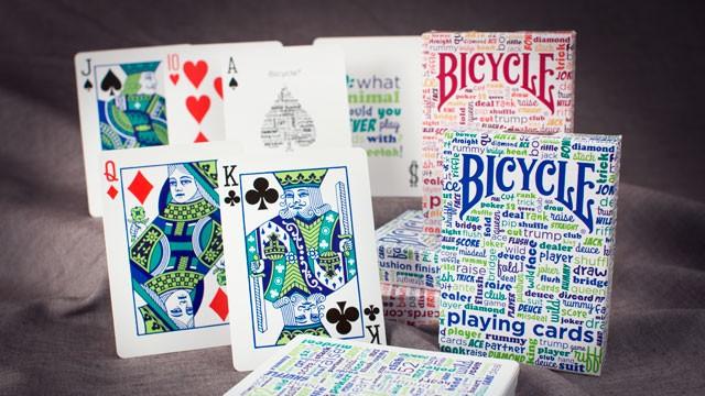 Pachet de carti Bicycle TABLE TALK 0
