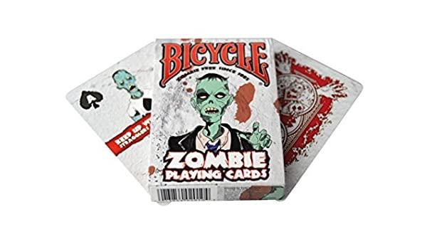 Pachet de carti Bicycle ZOMBIE 4