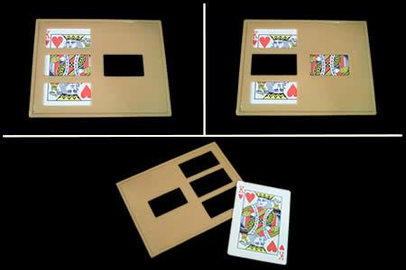 Carte Zig-Zag 3