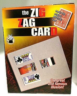 Carte Zig-Zag 0