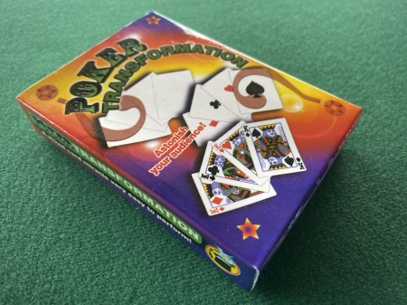 Pachet special - Poker Transformation2