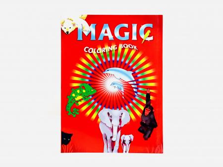 Carte Magica de Colorat0