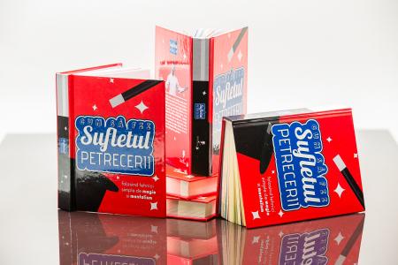 Cartea SUFLETUL PETRECERII1