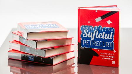 Cartea SUFLETUL PETRECERII0