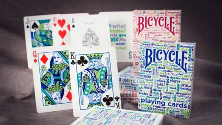 Pachet de carti Bicycle TABLE TALK0