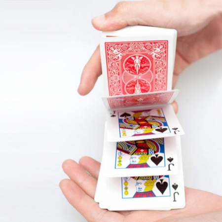 Truc cu carti Svengali2