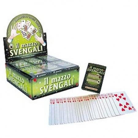 Truc cu carti Svengali0