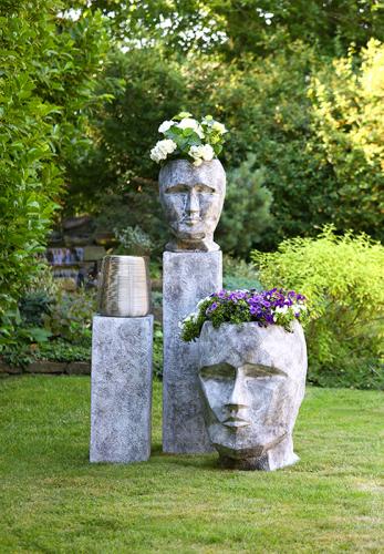 Ghivece si suporturi de flori pentru exterior