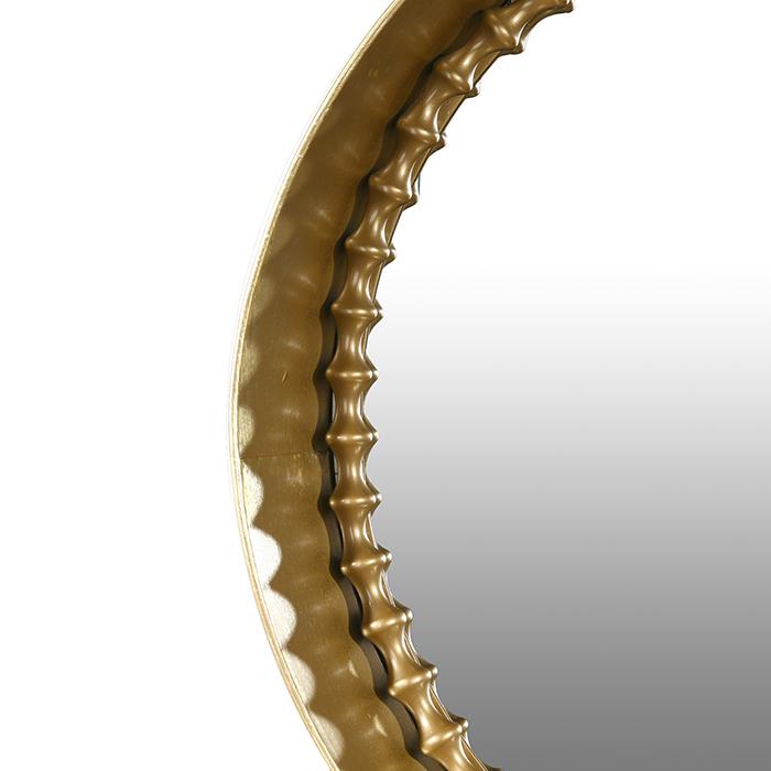 Oglinda CHAIN, metal, 50x9 cm 1