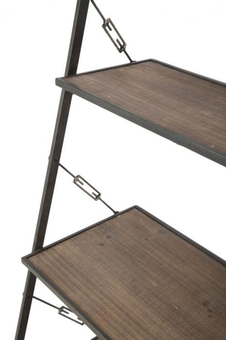 Biblioteca RAW, 65X41X180 cm, Mauro Ferretti 2