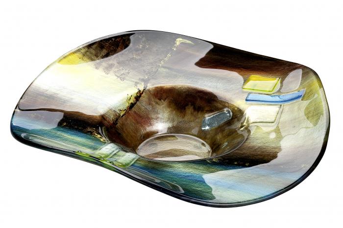 Bol CAMPO, sticla, 48x12.5x48 cm 1