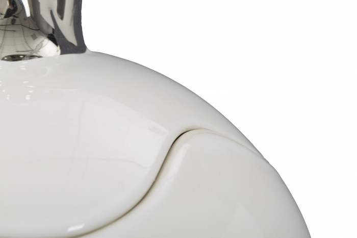 Bol ceramic cu capac FAMILY  Ø (cm) 18X27,5 4