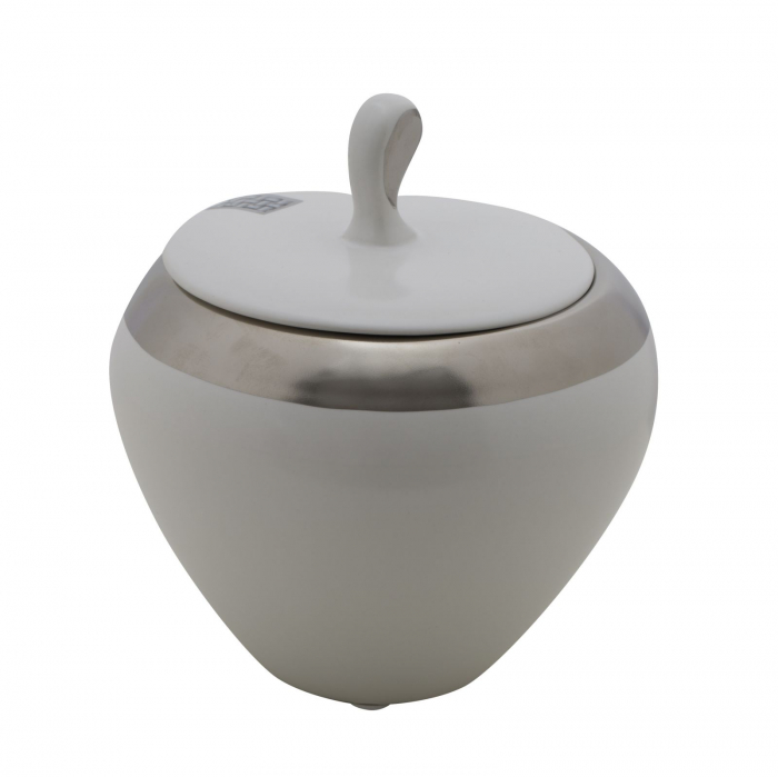 Bol ceramic cu capac LUTTICH (cm) Ø 14X15 4