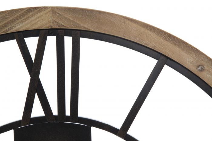 Ceas de perete INDUSTRY, 70X5 cm, Mauro Ferretti [2]