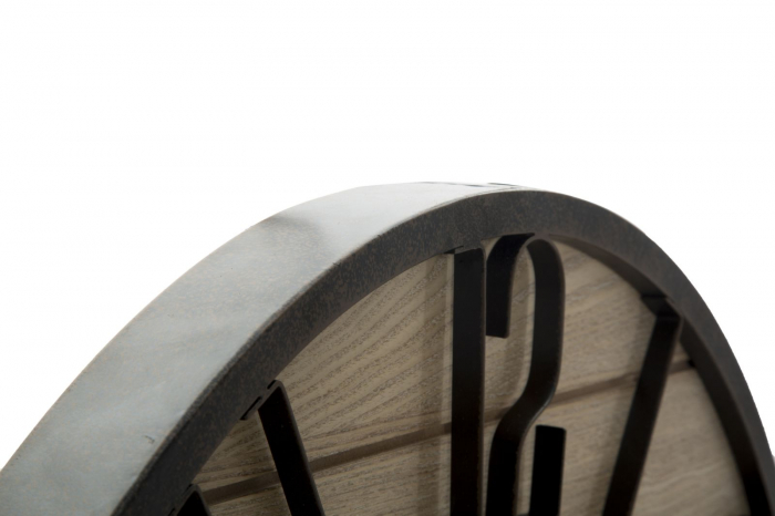Ceas de perete WOOD, 60X4.5 cm, Mauro Ferretti  3