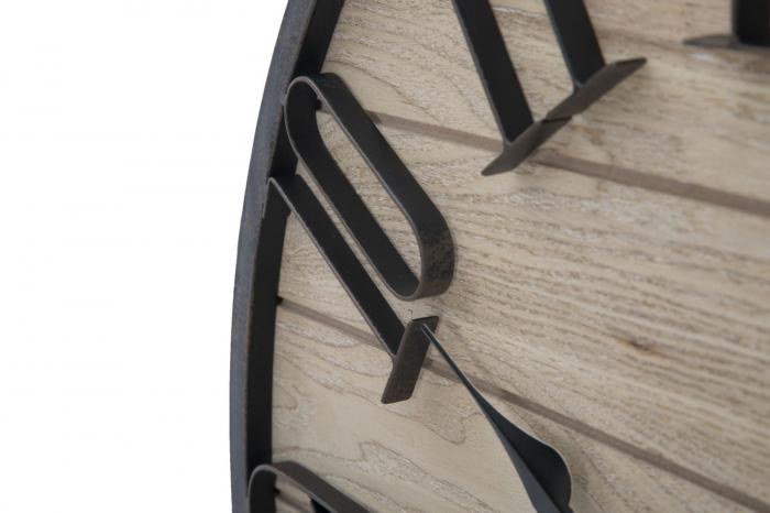 Ceas de perete WOOD, 60X4.5 cm, Mauro Ferretti  2