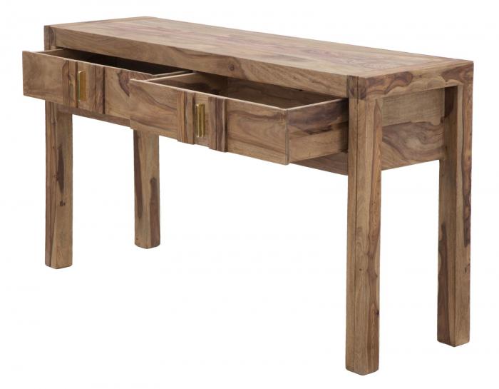 Consola ELEGANT, lemn masiv sheesham, 132X40X76 cm, Mauro Ferretti 5