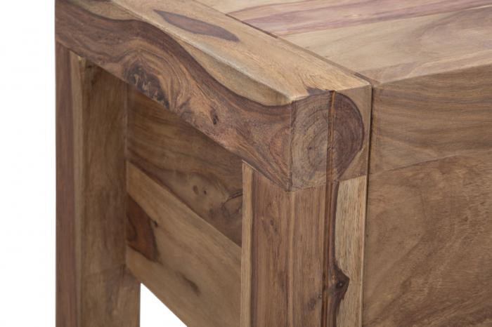 Consola ELEGANT, lemn masiv sheesham, 132X40X76 cm, Mauro Ferretti 7