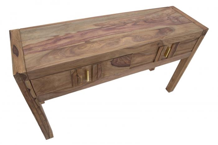 Consola ELEGANT, lemn masiv sheesham, 132X40X76 cm, Mauro Ferretti 8