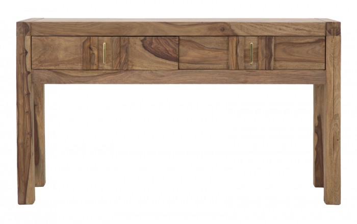 Consola ELEGANT, lemn masiv sheesham, 132X40X76 cm, Mauro Ferretti 1
