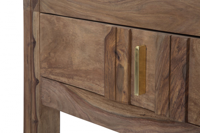 Consola ELEGANT, lemn masiv sheesham, 132X40X76 cm, Mauro Ferretti 4