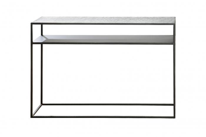 Consola VENA, metal, 120x35x80 cm 2