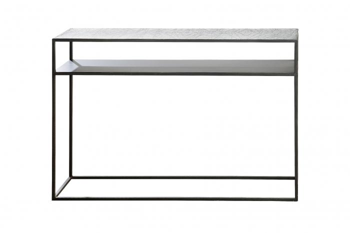 Consola VENA, metal, 120x35x80 cm 1
