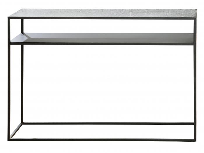 Consola VENA, metal, 120x35x80 cm 3