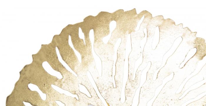 Corp de iluminat de perete cu 5 becuri DISHY, metal, 138X9X50 cm, Mauro Ferretti 5