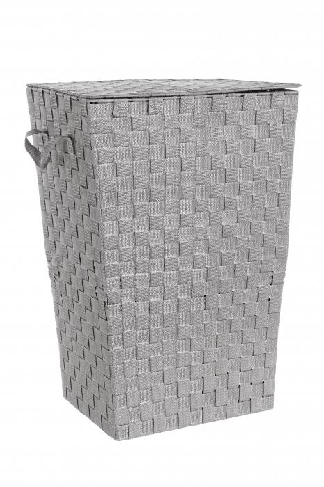 Cos de rufe , Otel Nylon, Gri, 40x30x60 cm image0