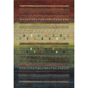 Covor Merinos, Ethno,13 mm, 80 x 150 cm [0]