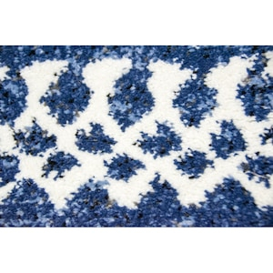 Covor Merinos, Indigo,13 mm, 160 x 230 cm [2]