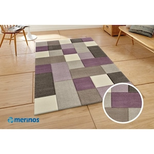 Covor Merinos, Pastel, 18 mm, 120 x 170 cm [1]