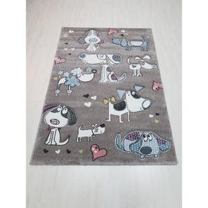 Covor Merinos, Pastel Kids, 13 mm, 160 x 230 cm [1]