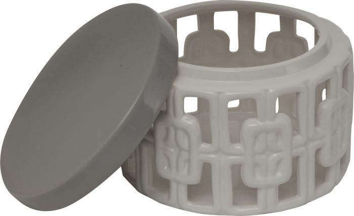 Cutie ceramica ARABESQUE  Ø (cm) 19X14  1