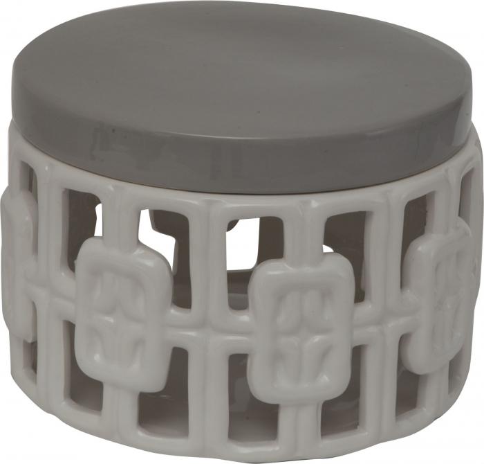 Cutie ceramica ARABESQUE O (cm) 24X17,5 2021 lotusland.ro