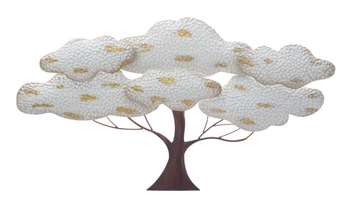 Decoratiune de perete ALBERO LIGHT (cm) 90X4,5X49,5 0