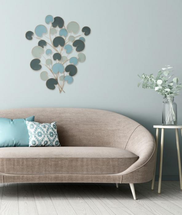 Decoratiune de perete APPLE -A- (cm) 72X2,5X90 8