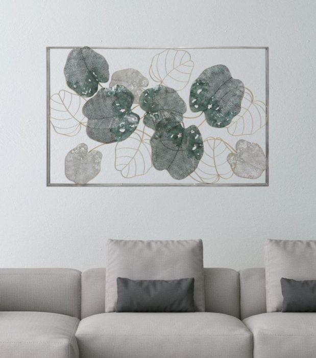 Decoratiune de perete BALI (cm) 139,5X9,5X86 8