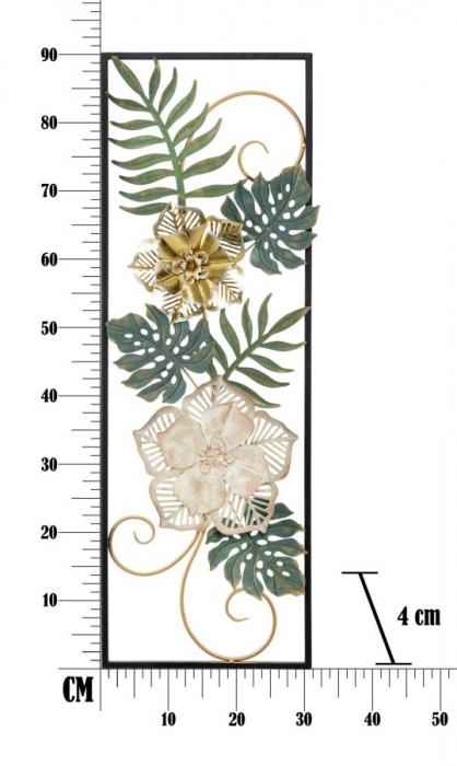 Decoratiune de perete CAMPUR -A- (cm) 31X4X90 5